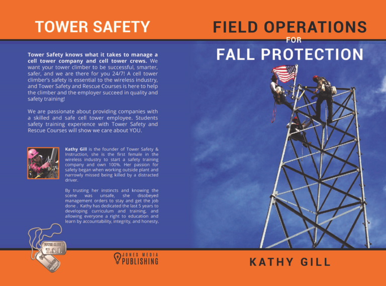 Tower Safety FIeld Guide Manual for communication towers